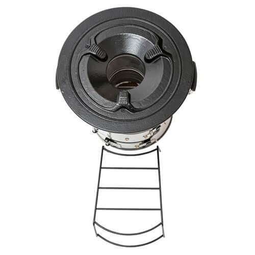 Wood stove S32 23 C stovetop